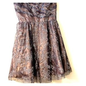 Adrianna Papell size 12 Sparkly Party dress